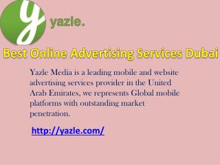 Best Online Advertising Services Dubai
