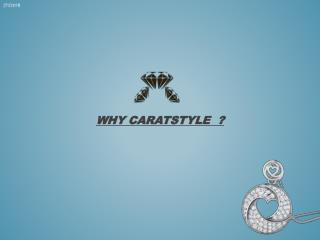 Online Jewellery store in India : Caratstyle.com