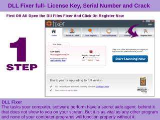 DLL Fixer With License Key