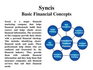 Syncis Basic Financial Concepts