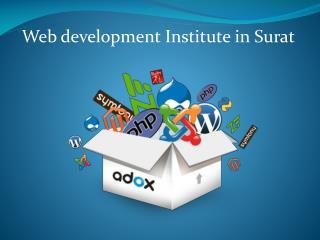 Web development Institute in Surat