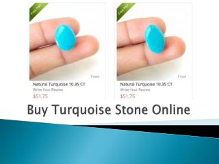 Buy Turquoise Stone Online