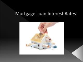 Fixed-rate Mortgage - Housing Loan Rates