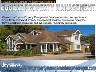 Eugene Property Management