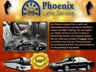 Cheap Limo Service Phoenix Az