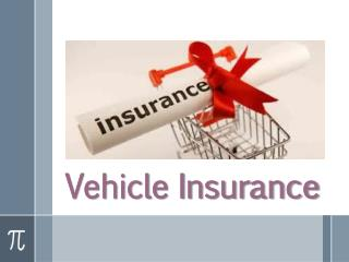 Why should you have vehicle insurance?
