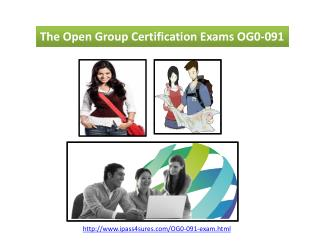 TheOpenGroup Certification Exams OG0-091 Braindumps