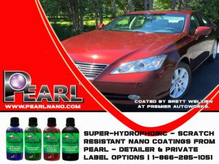 Effective and Cheaper Car Coatings- Pearl Nano Coatings