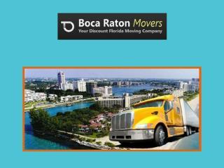 Hira Boca Raton Movers