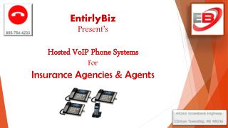 Business Phone Systems for Insurance Agents and Companies