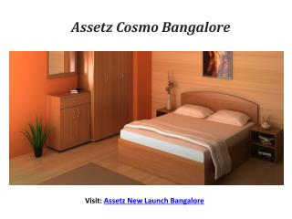 Assetz New Launch Bangalore Project