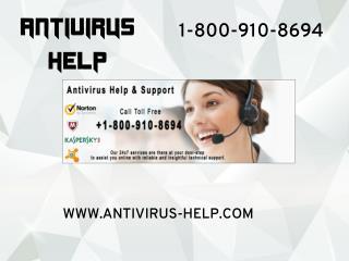Antivirus help