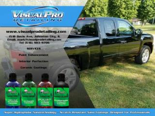 Visual Pro Detailing Offer A Full Vehicle Packages