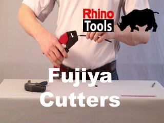 Unique Fujiya Cutters