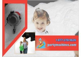 Buy foam snow machines