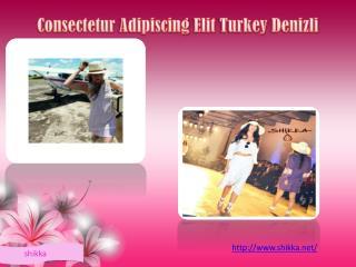 Consectetur Adipiscing Elit Turkey Denizli