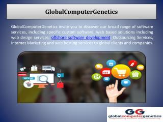 GlobalComputerGenetics Provides Mobile App development Services in NewYork