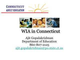 WIA in Connecticut