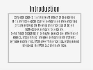 Computer Engineering Assignment Help