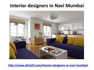Interior Designers in Navi Mumbai