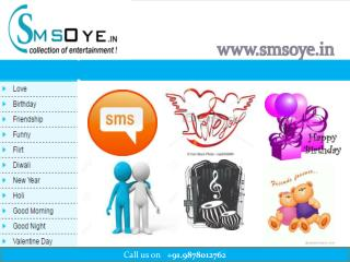 Written Beautiful  birthday text messages only at Smsoye.in
