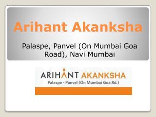 Arihant Akanksha Panvel Mumbai – Investors Clinic