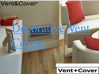W00d Vent Cover