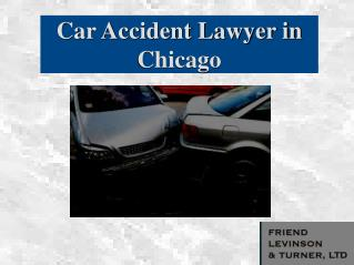 Chicago Auto Accident Lawyers