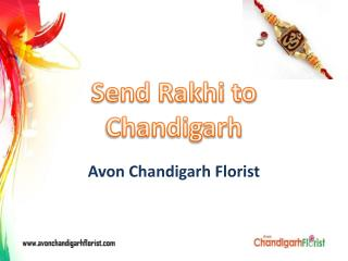 Send Rakhi to Chandigarh