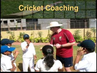 Find the Best Cricket Coaching in Pune