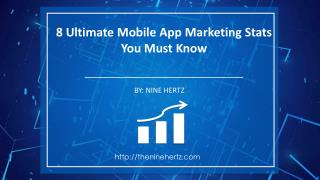 Mobile Marketing Stats to Boost your Business