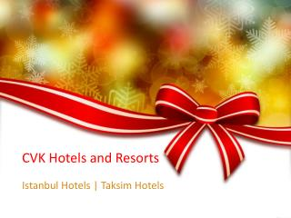 Istanbul Hotel Services