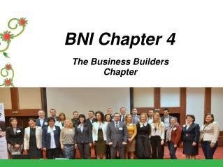 BNI Chapter 4