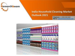 ndia Household Cleaning Market