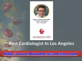 Best Cardiologist In Los Angeles