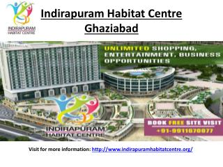 Get High Class Commercial Space in Ghaziabad