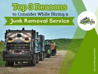 Important Factors to Consider while Choosing a Junk Removal Service in MN