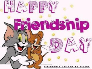 Share Friendship Day SMS FB Status