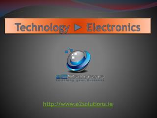 Electronic design company