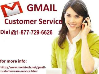 Best Gmail Solution for Gmail Issue @ Gmail Contact Number 1-877-729-6626