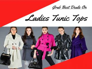 Ladies Evening Tunic Tops: Stylish and Coolest Enough To Wear