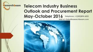 Telecom industry Business Report