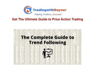 Trend Following Trading Strategy Guide