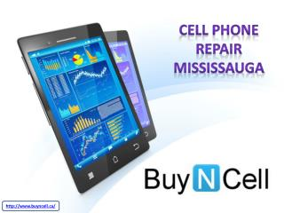 Cell Phone Repair Mississauga