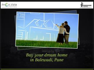 Buy Your Dream Home In Balewadi, Pune