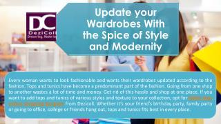 Ladies Tops Online ShoppingGurgaon