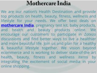 Health Products Online India