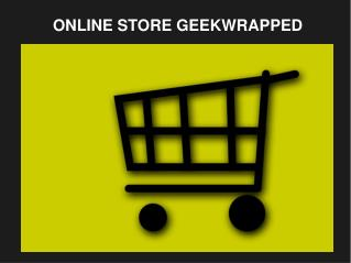 Best Azming Online Store Gifts For Geeks