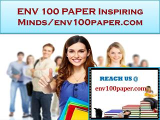 ENV 100 PAPER Real Success /env100paper.com