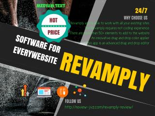 Revamply Website Editor Review